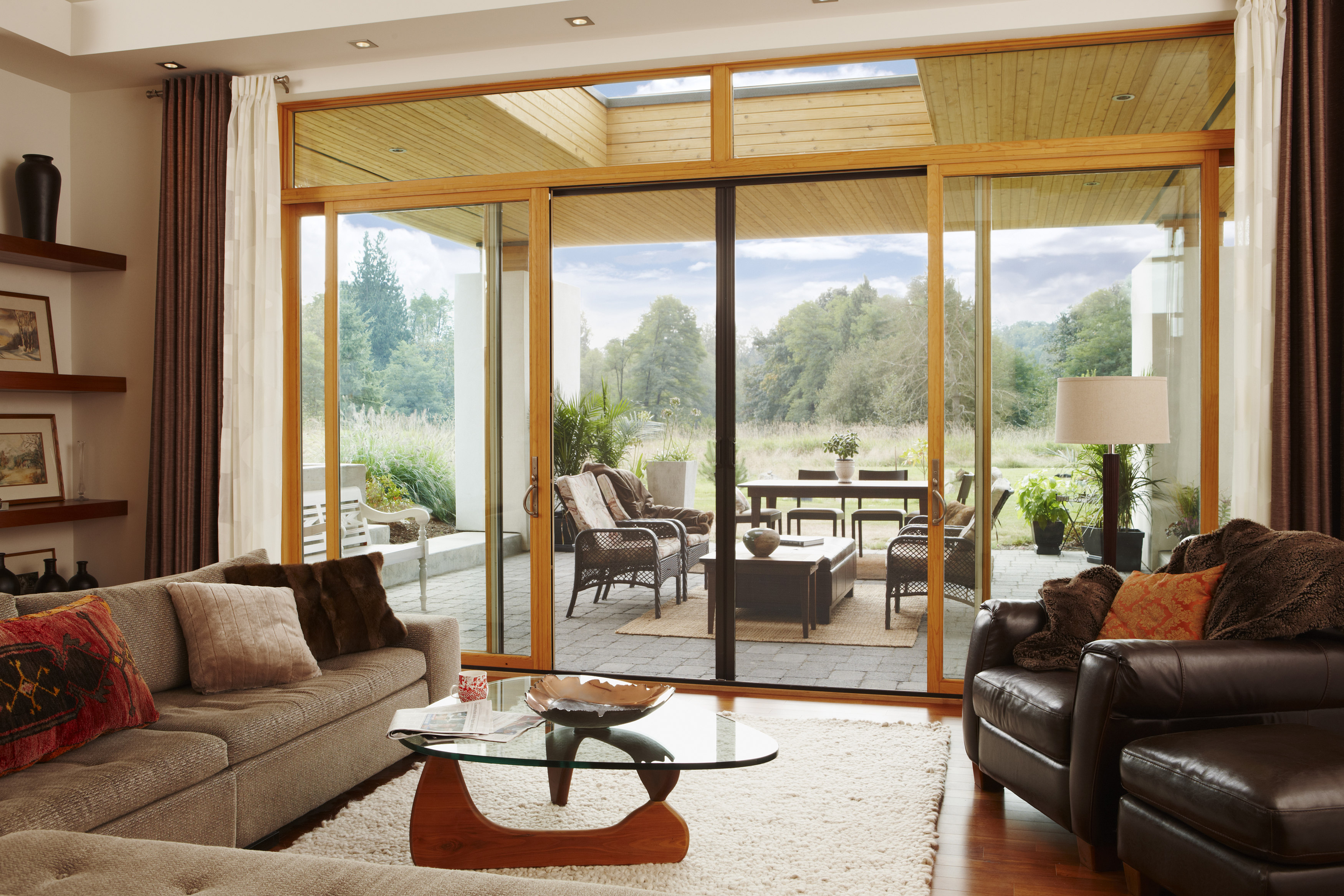 retractable screens