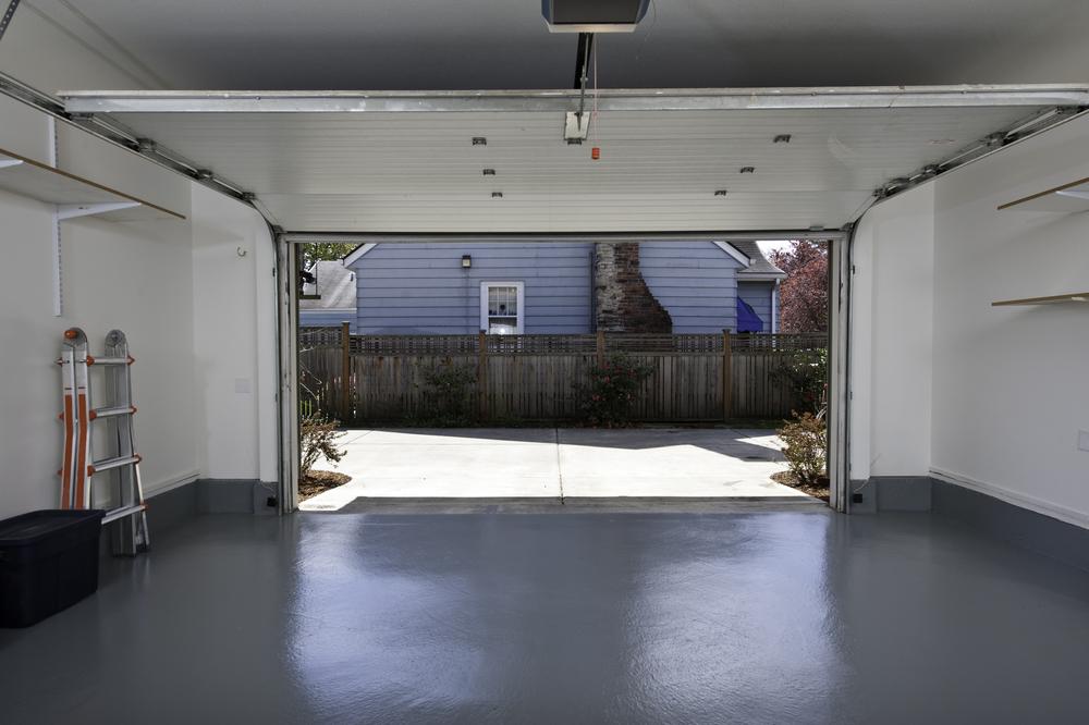 Should I Paint My Garage