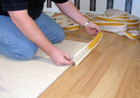 Bind A Carpet