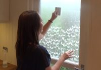 Frosted Window Film Installation Guide