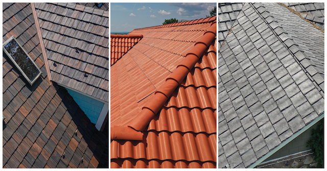 Discover The Best Types Of Roof Tiles For The Shed